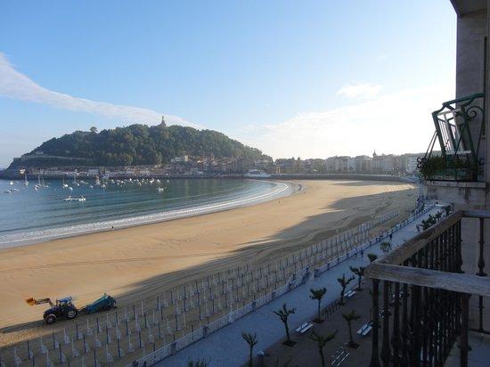 هوتل نيزا: your morning view from the hotel