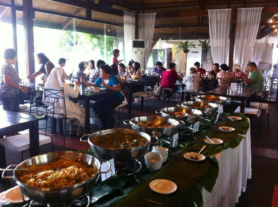 Ana S Garden Restaurant Bacolod Restaurant Reviews