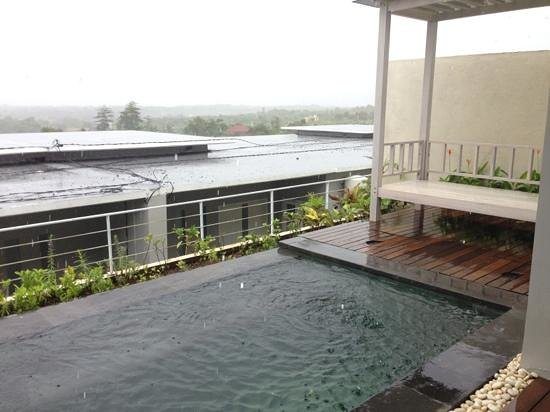 Paradise Loft Villas Jimbaran: pool area