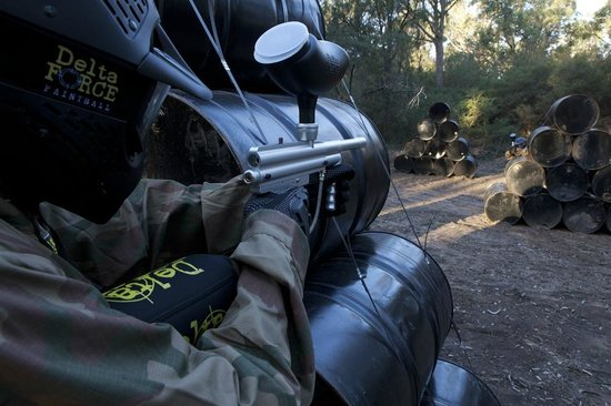 Delta Force Paintball, Sydney