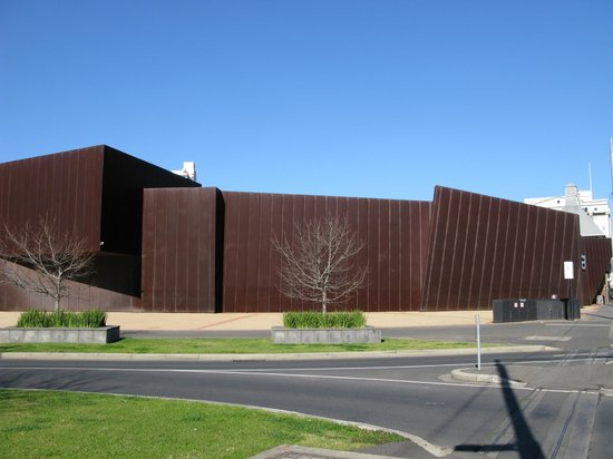 ‪Australian Centre for Contemporary Art‬