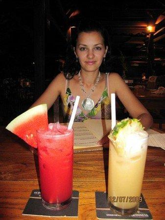 Matahari Malay Restaurant: Lovely fresh juices