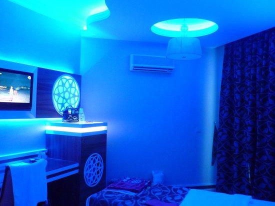 Grand Zaman Beach Hotel: chambre