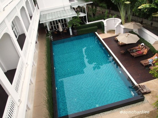 Ping Nakara Boutique Hotel & Spa: Swimming Pool View
