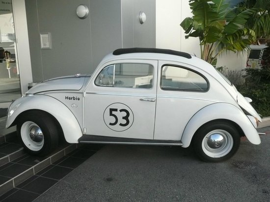 Volkswagen AutoPavillion, South Africa: Herbie