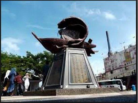 Banda Aceh, Indonesien: Monument