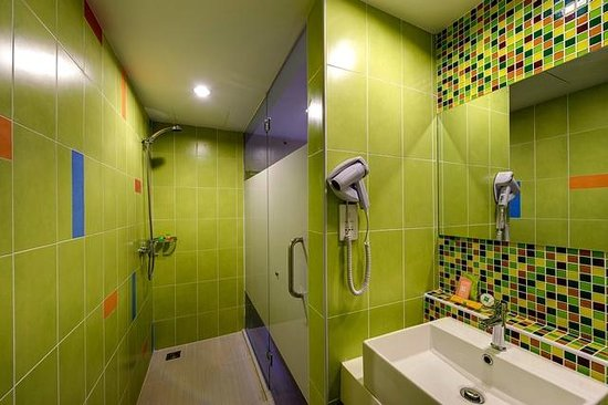 In Room Washroom Picture Of Ibis Styles Kuala Lumpur Fraser