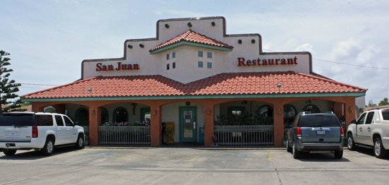 San Juan: A great find when we were craving TexMex