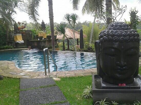 Bunga Permai Hotel: prachtig panorama