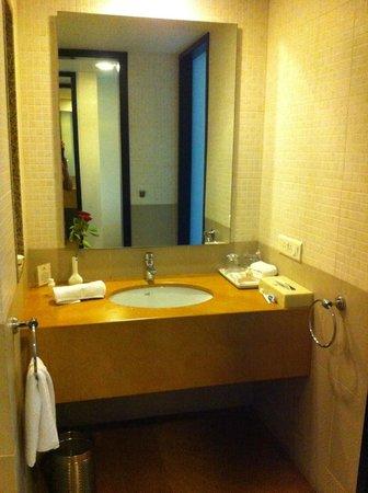 Deccan Rendezvous: Bathroom