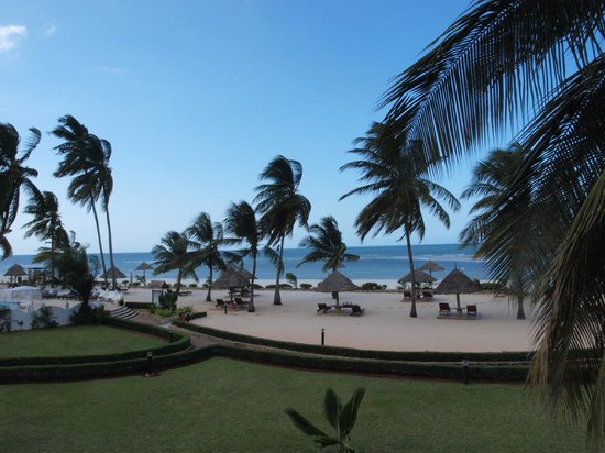 Kunduchi Beach Hotel And Resort : The place is beautiful