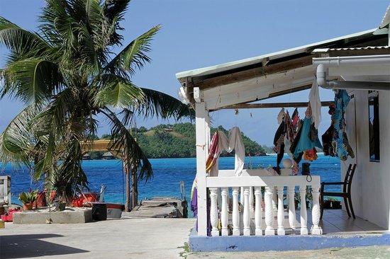 Maitai Polynesia Bora Bora: Так живут местные