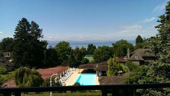 Hotel de la Verniaz et ses Chalets : balcony