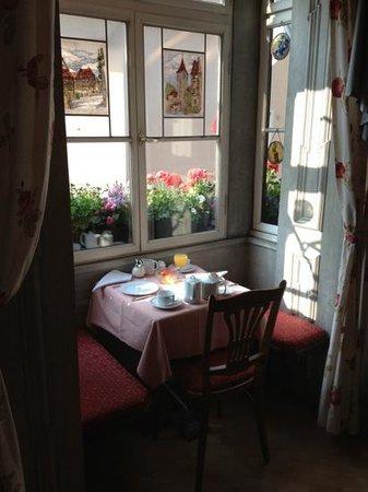 Hotel Am Josephsplatz : Desayuno