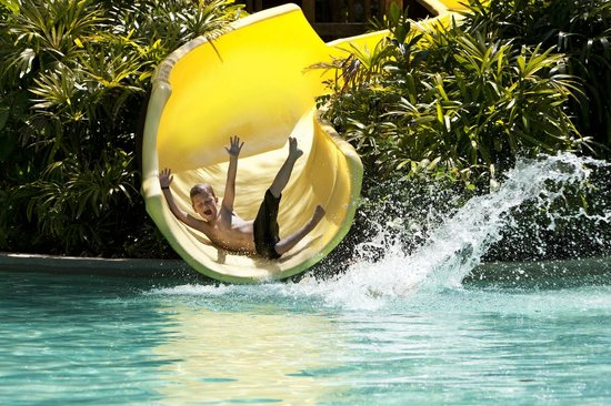 The Andaman, A Luxury Collection Resort: Kids Water Slide