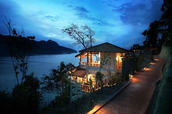 The Andaman, A Luxury Collection Resort: Night View