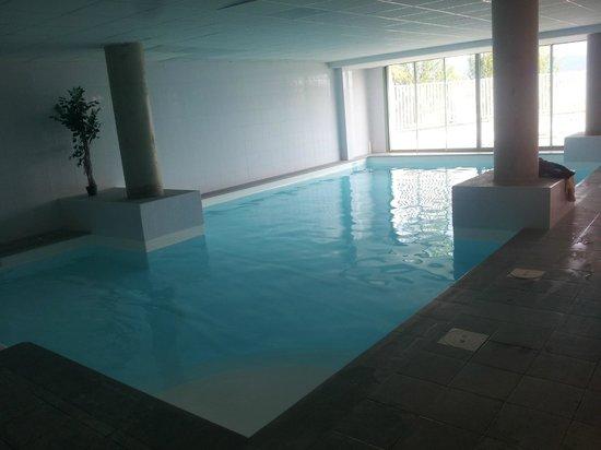Nemea Residence Les chalets du Belvedere: piscine de la résidence