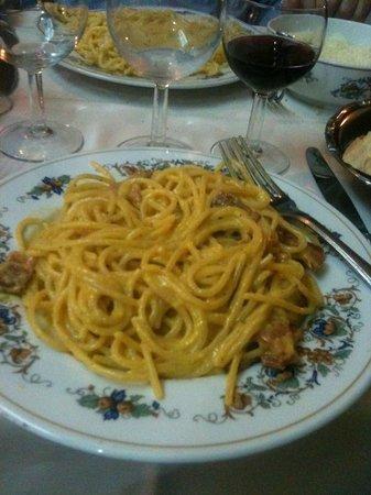 Pippo lo Sgobbone: Carbonara!