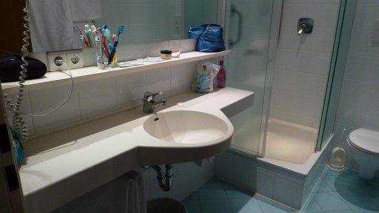 Hotel Wiedemann: il bagno