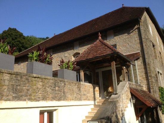 Castel Damandre: Main entrance