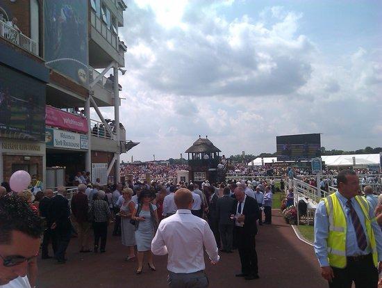 York Racecourse: York