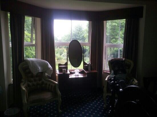 Redcliffe House Bed & Breakfast: Garden Room