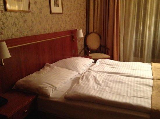 Raffaello: habitacion