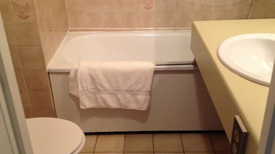 Hotel Henry II Beaune Centre : バスルーム