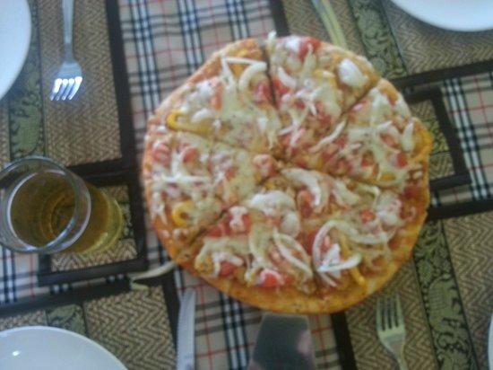 Di Angello Pizzeria: Best pizza in Chiang Rai