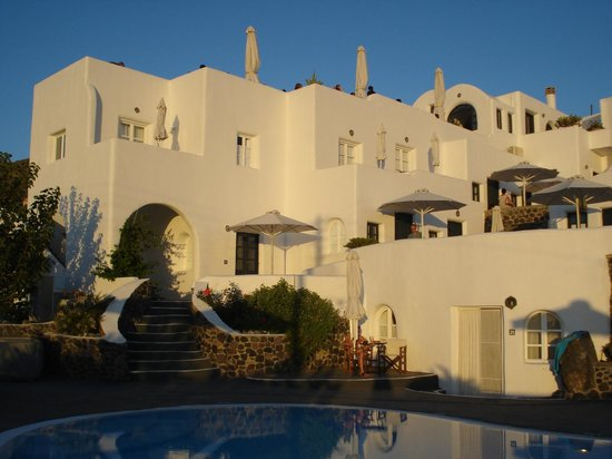 Finikia's Place: Hotel