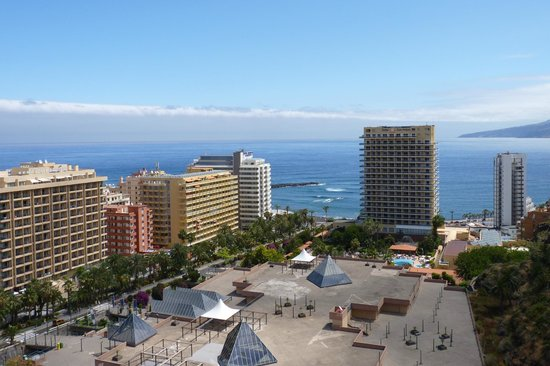 Another view from the room picture of hotel el tope puerto de la cruz tripadvisor - Hotel el tope puerto de la cruz ...