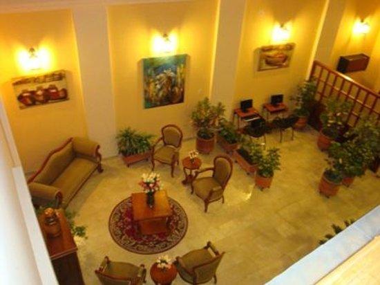 Hotel Boutique Plaza Sucre: Estación de Café