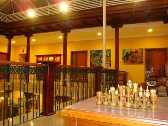 Hotel Boutique Plaza Sucre: Juegos de mesa
