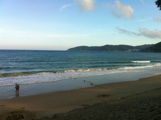 Pullman Sanya Yalong Bay Villas & Resort: the sea