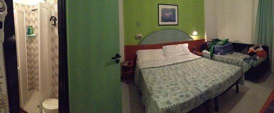 Diamond Rimini: la nostra camera al 3 piano