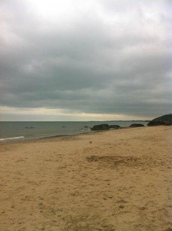 The beach! Little gem!