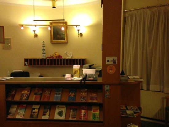 Hotel Am Schottenpoint: Reception
