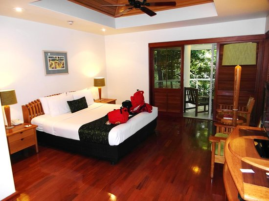 Green Island Resort: Reff Suite room