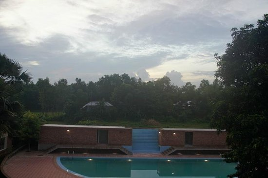 Rangamati Water Front Resort : Early morning view