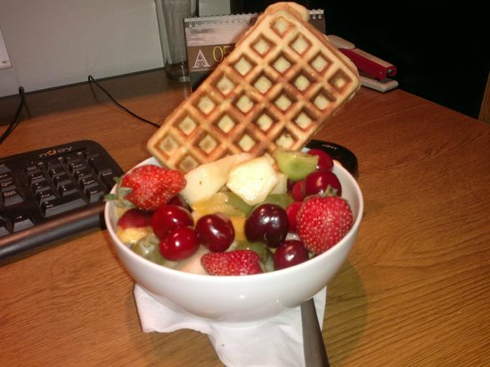 Rembrandt Hotel : Fresh breakfast