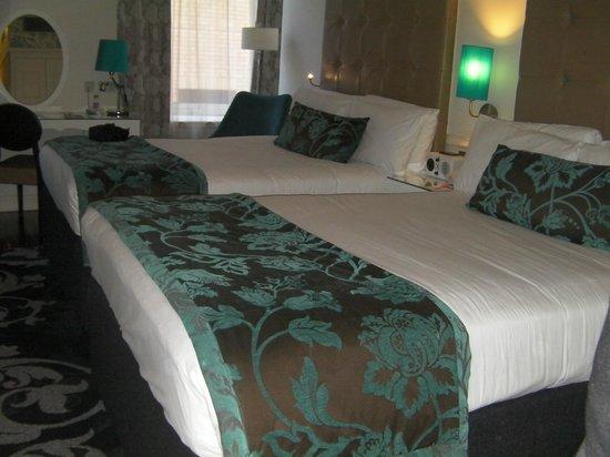 Hotel Indigo Glasgow: Our room