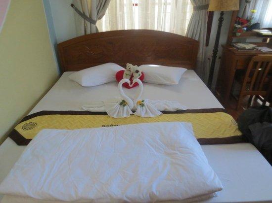Hoang Trinh Hotel: Liebevoll eingerichtete Zimmer