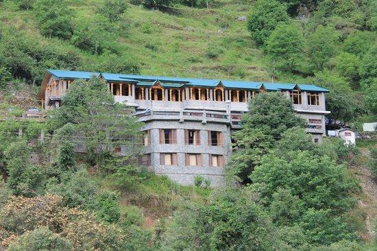 Himalayan Paradise Hotel: Exterior