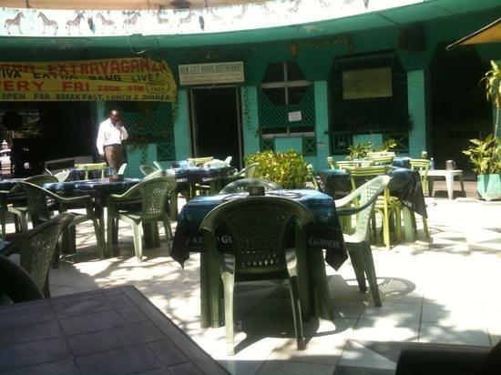 Fontanella Steakhouse & Beer Garden: Beer garden
