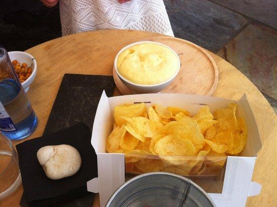 Loxe Mareiro 2.0: Tortilla