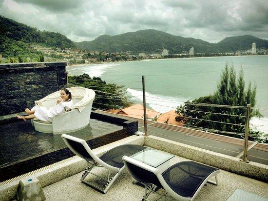 IndoChine Resort & Villas: sea view