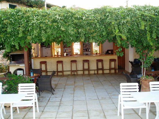 Pela Mare Hotel: Bar / restaurant