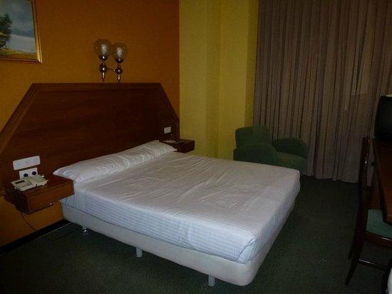 Hotel Gran Atlanta: Habitación