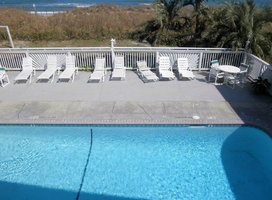 Dolphin Lane Motel: Pool