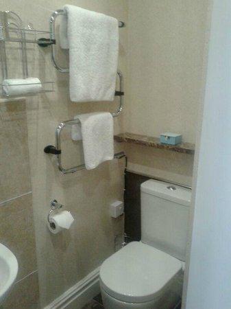 Avondale Guest House: Parte del baño